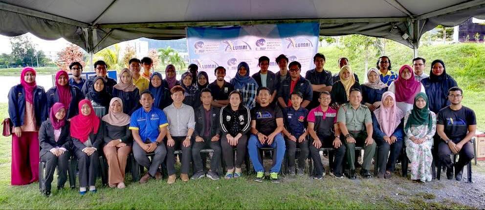 hi-tea persatuan alumni unimap