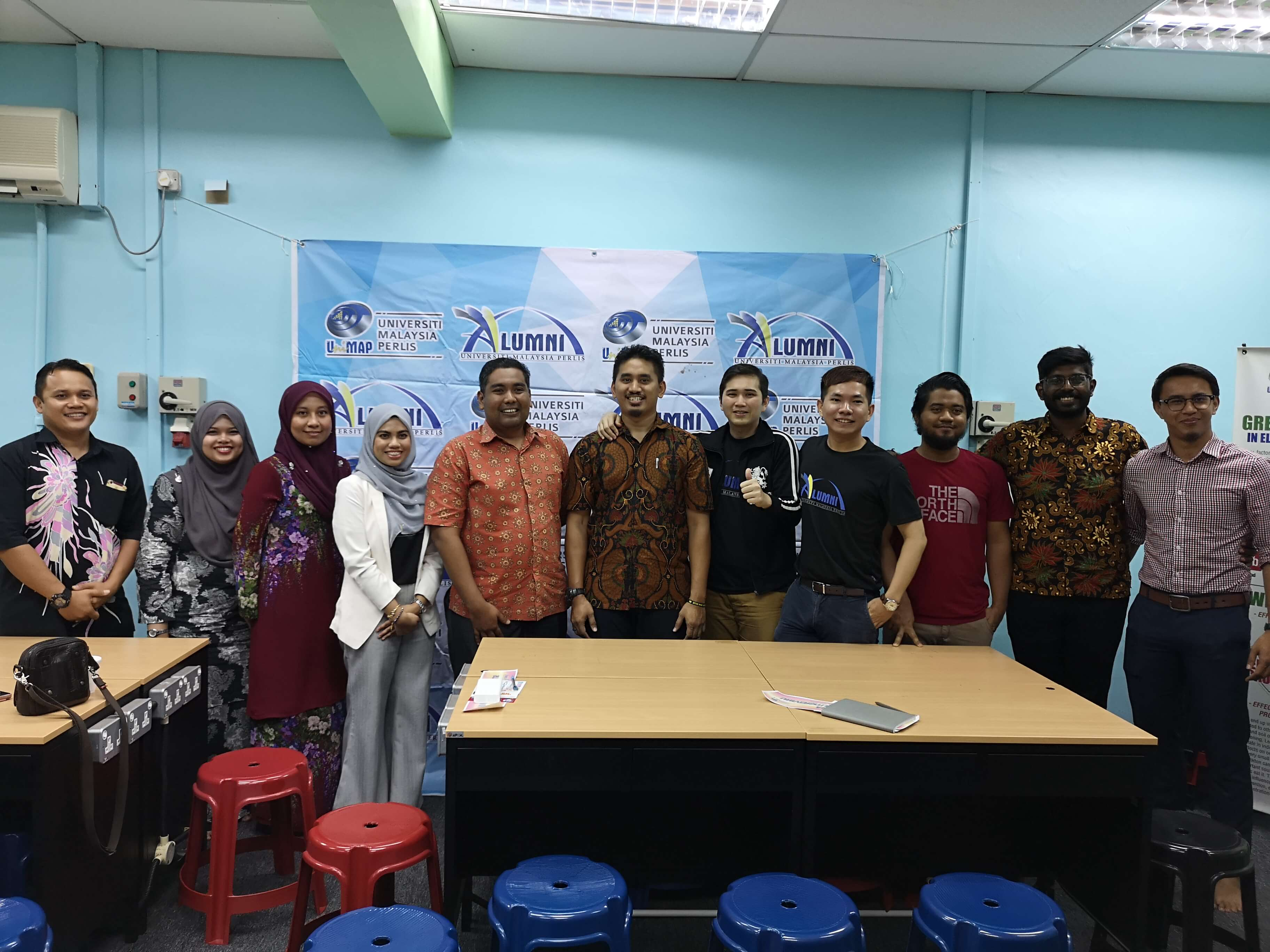 AGM Persatuan Alumni UniMAP 2019